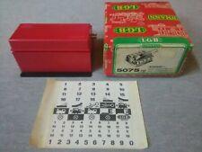 LGB G Gauge Switch Control Box #5075 ~ TS