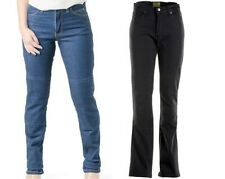 Draggin Classic Ladies Motorcycle Riding Jeans