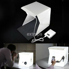 Mini Folding Studio Diffuse Softbox LED Light Background Photo Studio Accessory