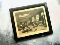 Antique 1809 Print by J Bluck The Mint London - Ackermann's