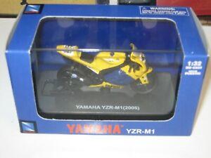 Yamaha YZR-M1 #46 06 Rossi  Team New Ray 1/32 MotoGP Motorcycle