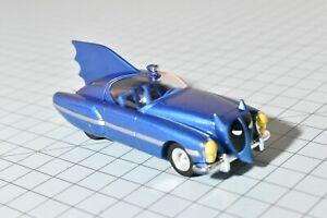 Batmobile Die-Cast Vehicle Corgi 1950's DC Comics