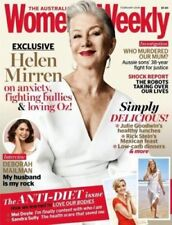 The Australian Women's Weekly Magazine February 2018 - Helen Mirren NEW