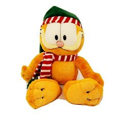 Garfield Christmas Plush 2006 Ty Beanie Buddies 13 Inches