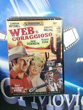 Web Il Coraggioso (Western*A&R*Dvd Nuovo]