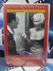 MOGLI PERICOLOSE (1958) dvd Medusa / SIGILLATO