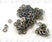 Miniature Hardware Parts Pack of 100 Small #2 Split Lock Washers -2-56 Size-