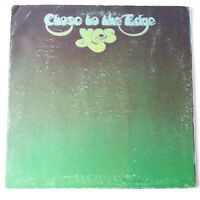 Yes - Close to the Edge - Vinyl LP + Inner UK A3/B3 Press Textured Sleeve EX+