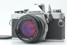 【Exc+5】 Olympus OM-2N SLR Film Camera w / Zuiko MC 50mm F1.4 From Japan 20457