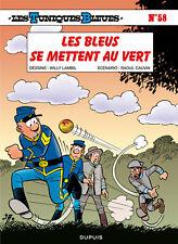 Les Tuniques Bleues - Tome 58 - FORMAT NUMERIQUE - Plateforme Izneo