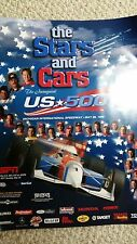 U.S. 500 Poster . Indy 500 . Brand new 1996