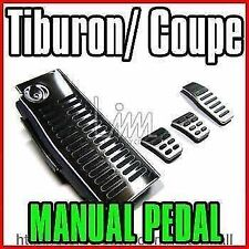 OEM GENUINE MANUAL PEDAL SET for 2003-2008 TIBURON / COUPE.