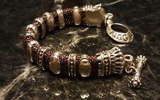 $1280 King Baby Rare Purple STINGRAY Bracelet