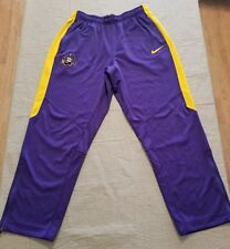 NWOT East Carolina ECU Pirates Nike Men's XL warmup football pants