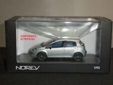 Voitures, camions et fourgons miniatures gris NOREV pour Fiat