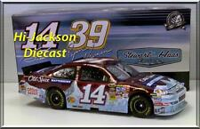 TONY STEWART 2010 #14 OLD SPICE MATTERHORN NASCAR DIECAST RACE CAR 1/24