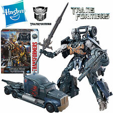 "10"" TRANSFORMERS SHADOW SPARK OPTIMUS PRIME THE LAST KNIGHT PREMIER LEADER CLASS"