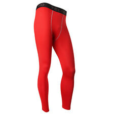 HOT Mens Body Armour Compression Base Layer Leggings Bottoms Thermal Under Gear