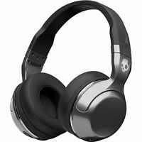 Skullcandy Hesh 2 Wireless Headphones w.Mic- Silver/Black (CertifiedRefurbished)
