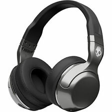 Skullcandy Hesh 2 Wireless Headphones with Mic- Silver/Black (Refurbished)