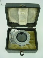 Speed-i-o-scope SHUTTER LENS SLIDES SVE SERIES VINTAGE TEACHER EDUCATION TOOL