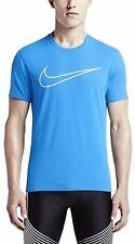 Men's NIKE RUNNING Shirt  Size Medium 849947-435