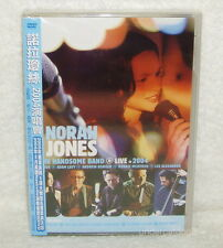 NORAH JONES & HANDSOME BAND LIVE in 2004 Taiwan DVD obi