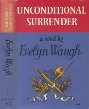 Evelyn Waugh - Unconditional Surrender - 1st/1st