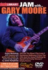 Fare clic su Libreria imparare a giocare CONFETTURA con Gary Moore ancora la Blues Guitar DVD