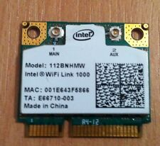 Packard Bell ZH7 Wifi Wi-Fi WLAN Wireless Card GENUINE Mini PCI-E Genuine