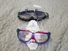 Aqua Sphere Seal2.0 Swimmask, Clear Lens Purple & Pink