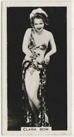 Clara Bow 1938 Carreras Film Stars Tobacco Card 2nd Series #7