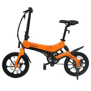 Onebot S6- Folding Electric Bike - 250w Motor - Max Speed 25kmh-Max Range 80Km