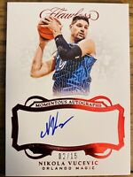 Nikola Vucevic Panini Flawless Orlando Magic 2/15 🔥🔥🔥