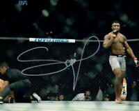 Francis Ngannou Autographed Signed 8x10 Photo ( UFC WWE ) REPRINT