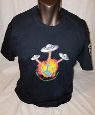Privater Press Level 7 They Do Not Come In Peace Men's T Shirt Extra Large XL