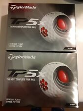 New listing 2 Dozen TaylorMade TP5x Golf Balls