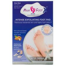 Milky Foot Active X Intense Exfoliating 2 x 30mL Foot Pads One Pair - Large