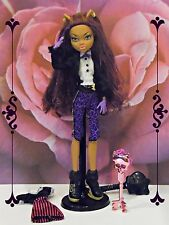 Monster High Clawdeen Wolf Sweet 1600 Doll and clothing