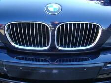 BMW 5 SERIES GRILLE RIGHT HAND SIDE, BLACK, E39, 04/96-10/03