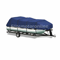 Four Winns 238 Vista Cuddy Cabin I//O Trailerable Boat Cover Navy Heavy Duty