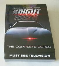 Knight Rider - The Complete Series (DVD, 2016, 16-Disc Set) **NEW & SEALED**