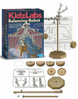 Learning Toy KidzLabs Balancing Robot Build Educational Stem 5+ 4M Innovations