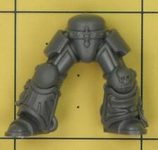 Warhammer 40K Space Marines Dark Angels Deathwing Command Terminator Legs (A)