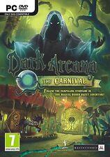 Dark Arcana: The Carnival (PC DVD) NEW SEALED