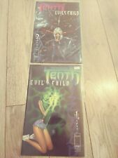 THE TENTH: EVIL CHILD 1-4 SET PA1-29 HIGH GRADE COMIC BOOK