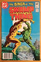 The SAGA of the SWAMP THING #11 (1983 DC Comics) ~ FN Book