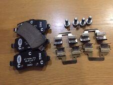 range rover evoque genuine rear brake pad kit