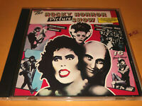 ROCKY HORROR PICTURE SHOW soundtrack CD tim curry susan sarandon richard o'brien