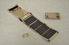 PowerFilm USB+AA Solar Charger in 3-Color Desert Camo